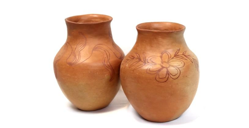 Produto: Butija / Material: argila